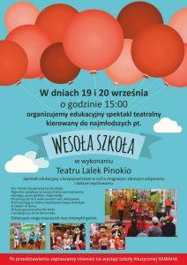 Galeria Trzy Korony Nowy Sącz i Teatr Lalek Pinokio